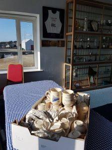 Handmade mugs by Sinéad Ceramics